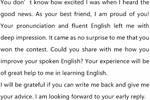 高中英語10大信件類范文匯總,2020年高考必背!