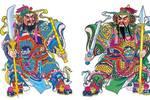 勇猛彪悍的名將秦瓊是怎么變成門神的?
