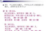 小學數學30類典型應用題(含義+數量關系+解題思路方法)