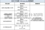 北京小升初11大入學途徑招生時間安排,新五、六年級家長必知