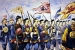 清朝的江山,是從大明王朝手里奪的,還是李自成的大順王朝?