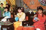 紅樓夢:史湘云為何喜歡寶釵而不是黛玉?
