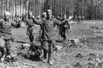 老照片:蘇德戰爭前三個月近60萬蘇軍被俘