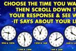 壓力測試:在不同時間睡醒測你目前的生活狀態