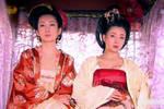 武則天看到守寡的姐姐從皇帝房中出來,說了6個字,姐姐驚恐自盡