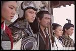 羅成的武藝乃秦瓊所傳授,其軍事恩師乃徐茂公,與羅士信本是一人
