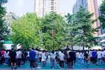鄭州市基石中學2019高一新生首次升旗儀式圓滿舉行!