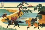 西方藝術介紹——日本浮世繪的代表人物葛飾北齋