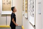北京平谷:品味書法魅力