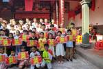 沙西鎮莊前教育發展促進會第三屆獎學金頒獎大會