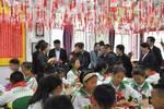 吉林省委教育工委深入通化市教育系统调研指导中小学党建工作