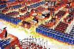 當年的武王伐紂,從孟津觀兵開始,經過牧野之戰滅掉了紂王