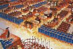 中國史上第一次閱兵,八百諸侯參觀,距今已有3000年