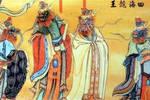 打个喷嚏就能降雨,灭三昧真火,东海龙王为何有意聚齐四海兄弟?