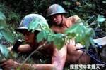 对越自卫反击战绝密照片! 中国人看了都流泪! 为中国军人点赞