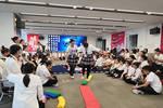 真愛幼幼全日制早教職業學院2019年第八期培訓圓滿結束!