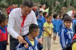 慈溪這位老師從東海之濱來到亞歐大陸中心,  踐行初心之路!
