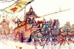 齊桓公的沖天醋勁,楚成王娶了他休掉的妻子,他因此要討伐楚國