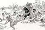 古代軍營如果發生炸營,對做了噩夢的始作俑者,基本上就是殺無赦