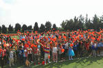 江苏省海安市仁桥初中多措并举强化爱国主义教育