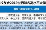 最新!2019中國大學分檔次排名發布!考一個好大學有多重要?