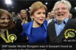 """英國大選中蘇格蘭民族黨成績不俗,第2次""""獨立公投""""要來?"""