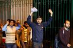 騷亂升級,印度警方攻入國立伊斯蘭大學