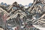 【硯邊談藝】崔曉東:我對傳統的山水畫非常有信心