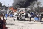 今年第20起!索马里汽车炸弹袭击至少90人死亡