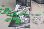 哥伦比亚联合多国破获毒品走私案 截获1.3吨可卡因