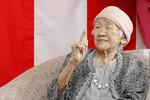 世界最长寿老人迎来117岁生日 从小就有这个习惯