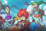 《小镇英雄》即将于4月23日登陆索尼PS4主机