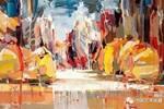 阿尔巴尼亚绘画:色彩的美丽