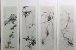 中国著名画家邓邵生【民族人物画】作品赏析