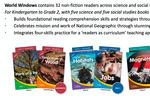 美國國家地理學習、美國學樂出版集團與勵步英語合作推出優質資源