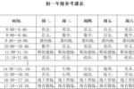广东3月2日起线上教新课,铁一中学的课程表有亮点!