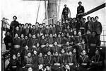甲午戰爭日軍在山東成山頭登陸,北洋艦隊全軍覆沒