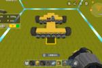 迷你世界:10个推进器能跑多快?玩家实测出人意料,太拉风了!