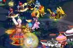 梦幻西游:回流玩家的屠龙纲要 129越级杀159和175队伍不是梦