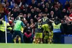 足球——英超联赛:切尔西不敌南安普敦