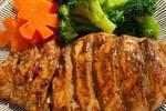 秘制鲜嫩多汁的黑椒鸡胸肉,懒人必备减脂餐