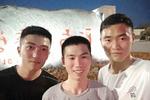 學長說考研|中國人民公安大學郭朋偉:勇攀高峰,不負藏藍