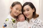 前港姐杨思琦老公身份成谜,一双儿女随母姓,产后复出获伴侣支持
