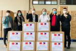 广电总局向菲律宾捐多部影视剧 赠2万个口罩