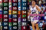 NBA排名:4个年代最佳控卫!库里5年4次当选!