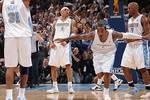 NBA球队奇怪的收集癖之丹佛掘金——其实篮球也是田径项目