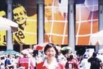 罕见!大连第1位女专业足球记者分享自己多年前的采访证+珍贵照片