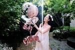 韩剧女神崔智友公开怀孕近况照与亲笔信,冻龄身材让人羡慕!