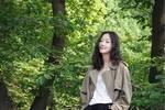 是气质女神没错了!金高银登韩国版封面,清新气质溢出屏幕