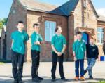 英國最小學校:只有5名學生1名授課教師